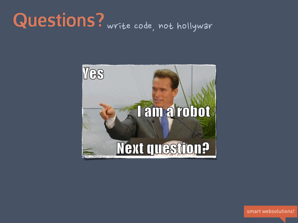 Questions?write