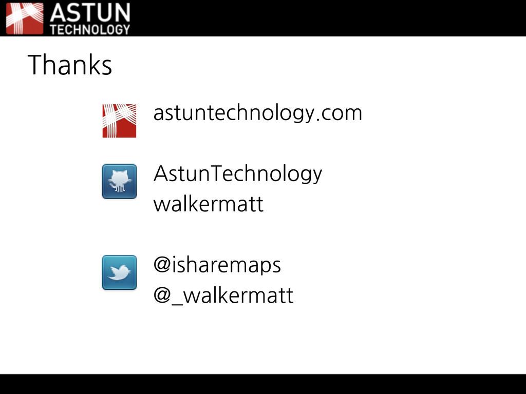 astuntechnology.com AstunTechnology walkermatt ...