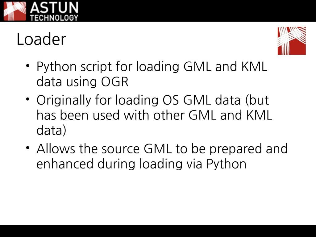 Loader • Python script for loading GML and KML ...