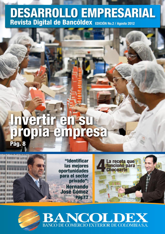 """1 Desarrollo Empresarial Agosto 2012 """"Identific..."""