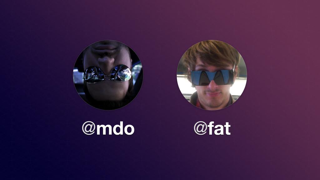 @mdo @fat