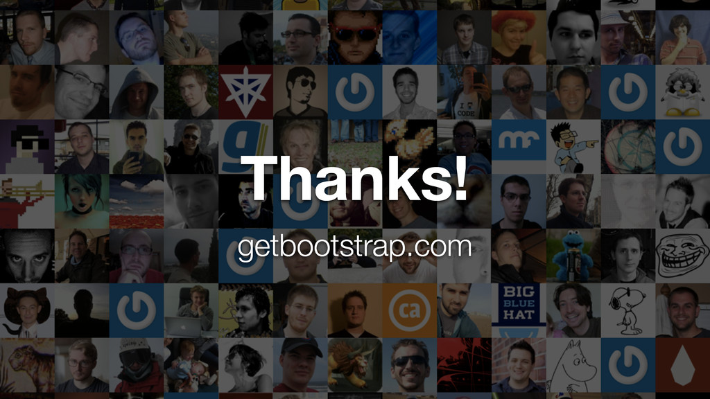 Thanks! getbootstrap.com