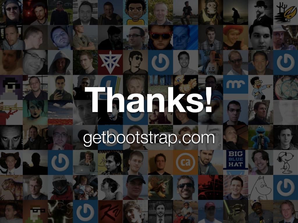 Thanks! getbootstrap.com