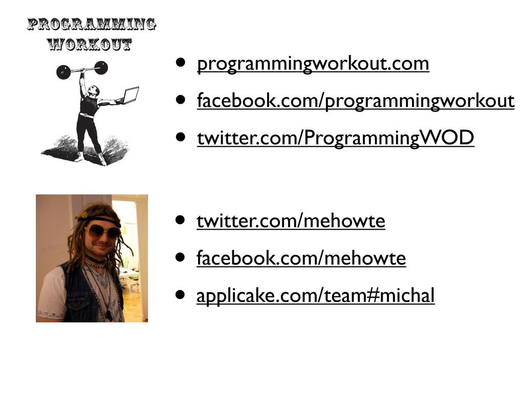 • programmingworkout.com • facebook.com/program...