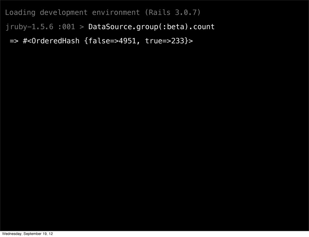 Loading development environment (Rails 3.0.7) j...
