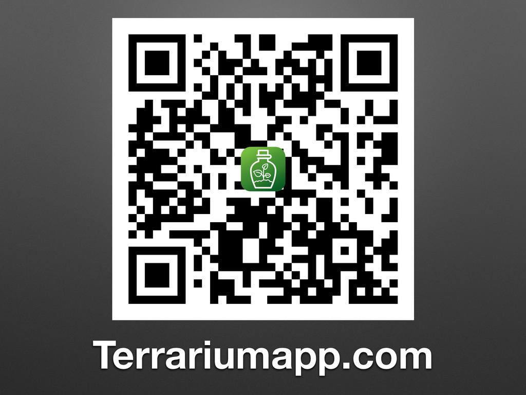 Terrariumapp.com