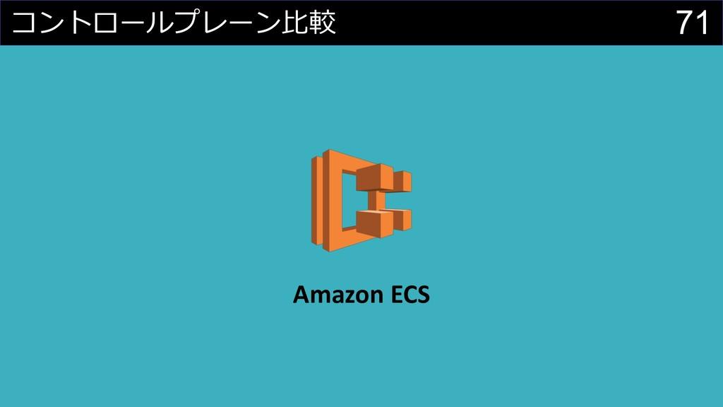 71    Amazon ECS