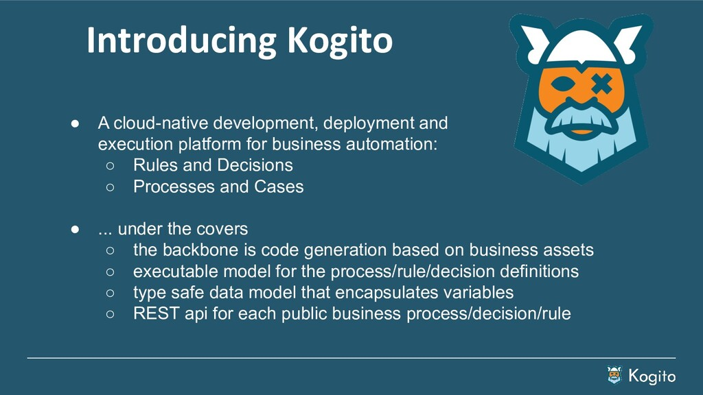 ● A cloud-native development, deployment and ex...