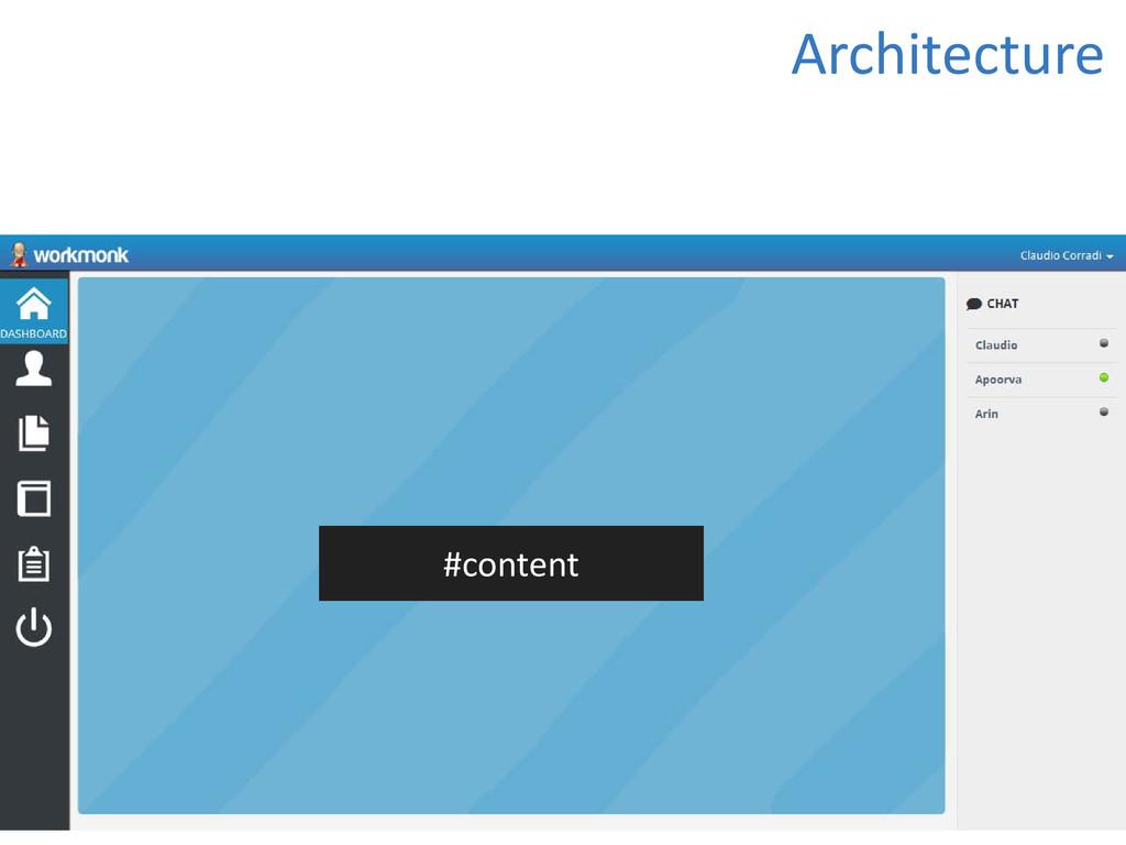 Architecture #content