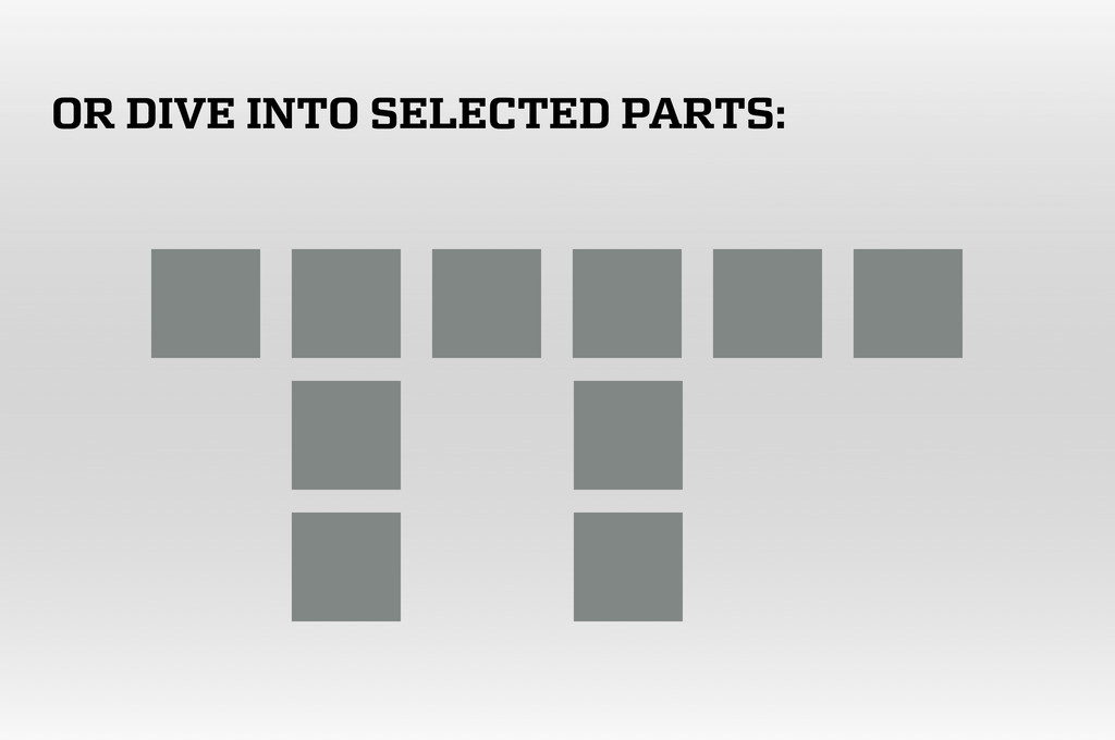 OR DIVE INTO SELECTED PARTS:
