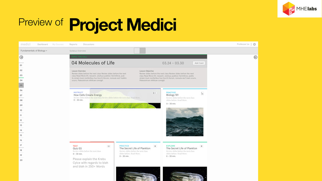 Preview of Project Medici 01 02 03 04 05 06 07 ...