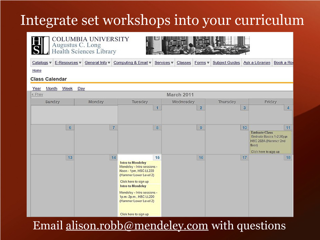 Integrate set workshops into your curriculum Em...