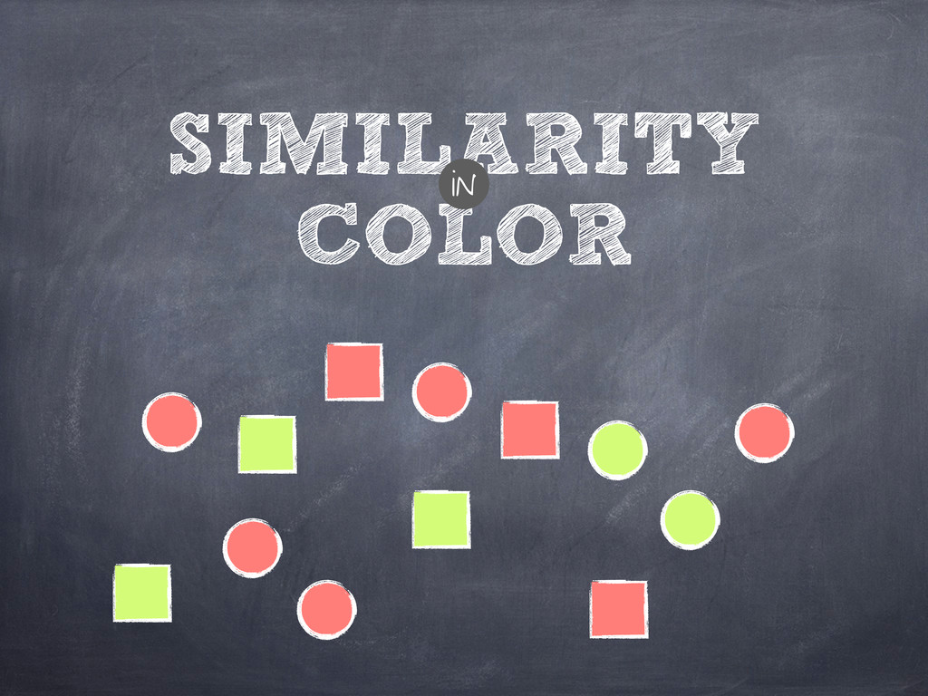 COLOR SIMILARITY in