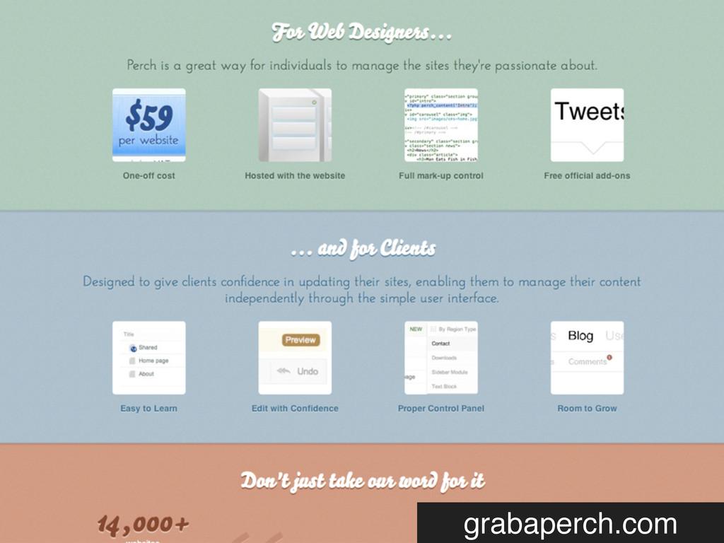 grabaperch.com