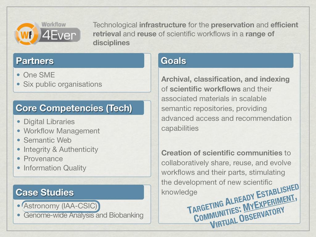 • Astronomy (IAA-CSIC) • Genome-wide Analysis a...