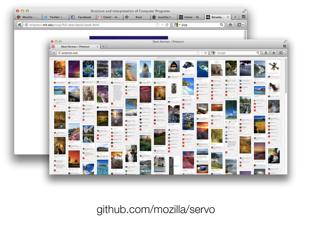 github.com/mozilla/servo