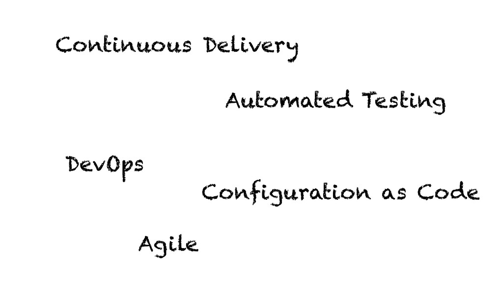 Continuous Delivery Automated Testing DevOps Ag...
