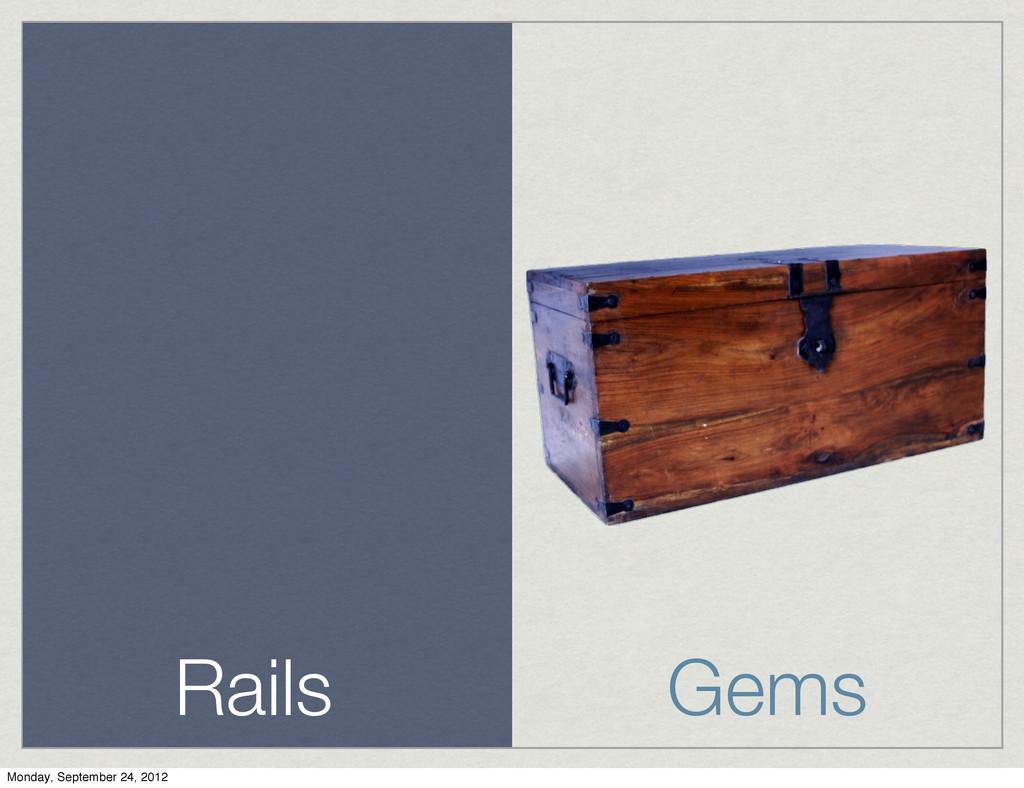 Rails Gems Monday, September 24, 2012