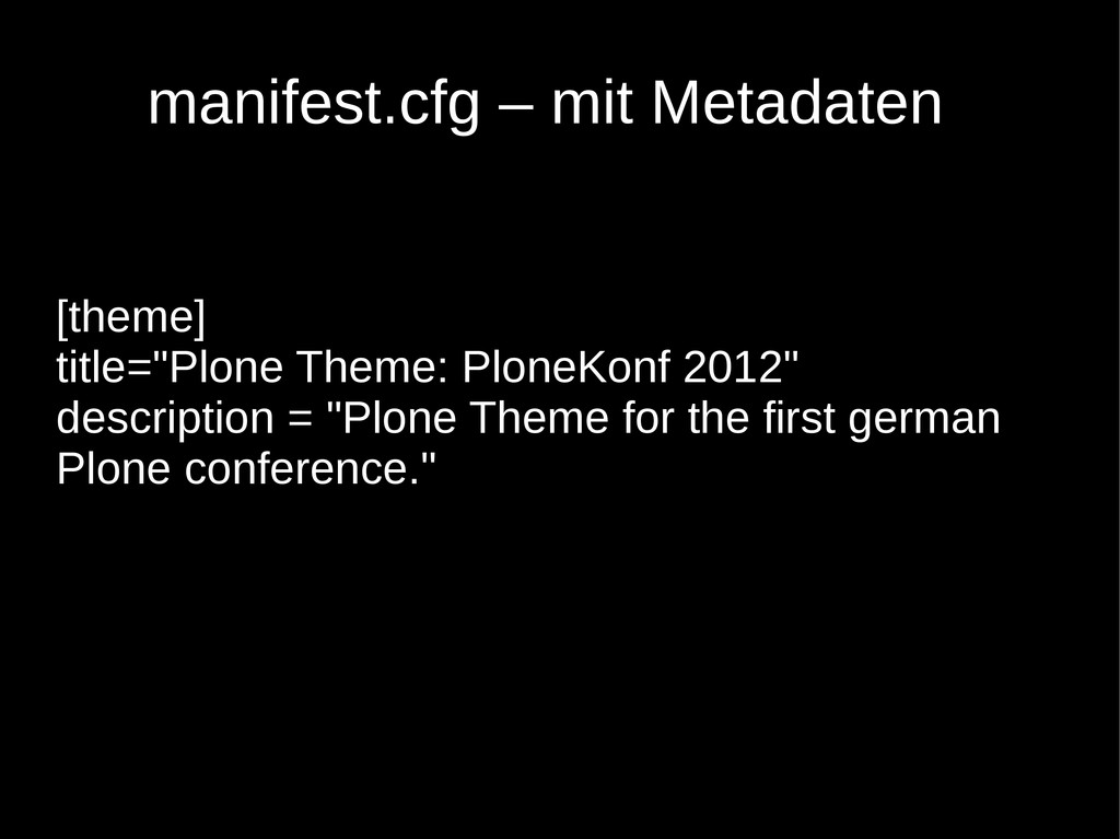 """[theme] title=""""Plone Theme: PloneKonf 2012"""" des..."""