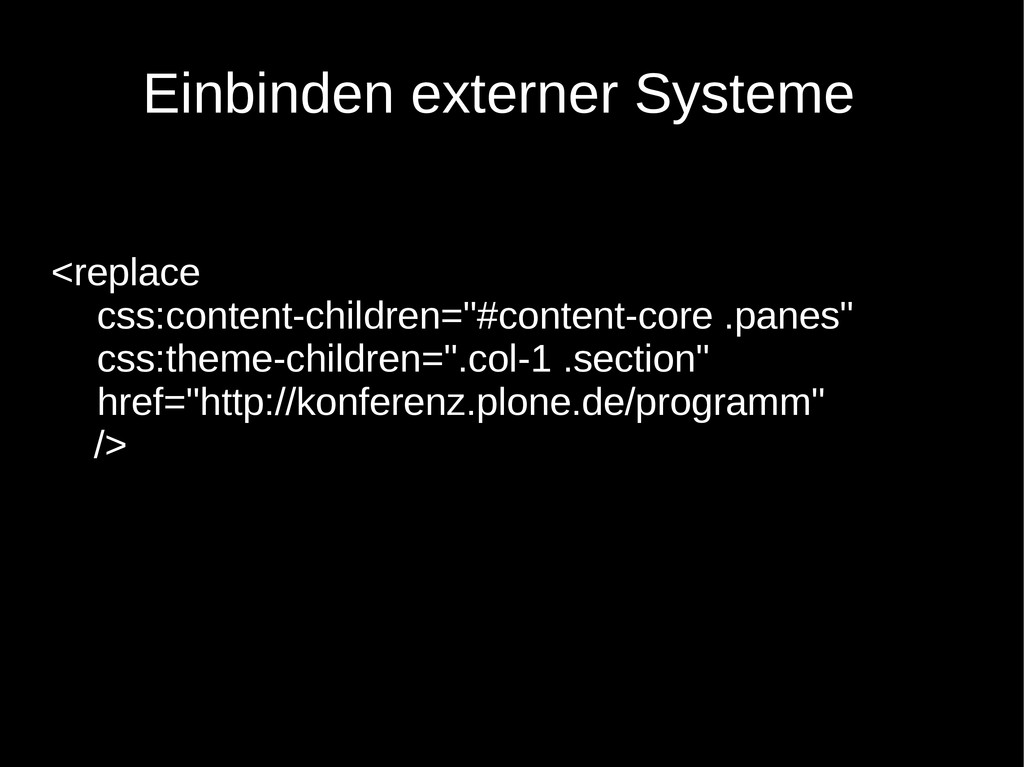 "<replace css:content-children=""#content-core .p..."