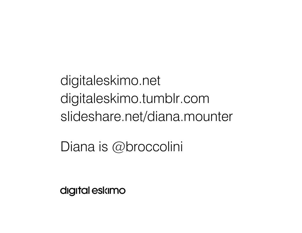 digitaleskimo.net digitaleskimo.tumblr.com slid...