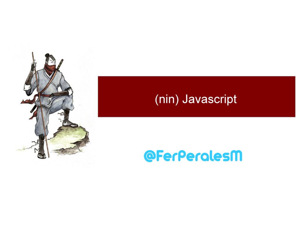 (nin) Javascript