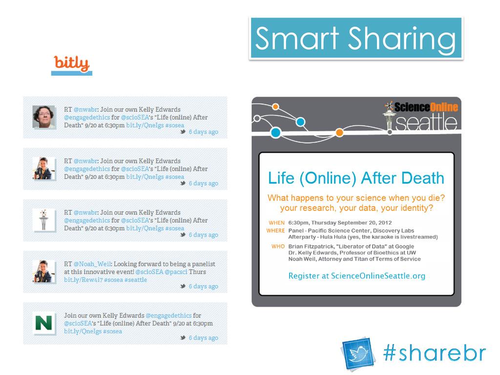 Smart Sharing