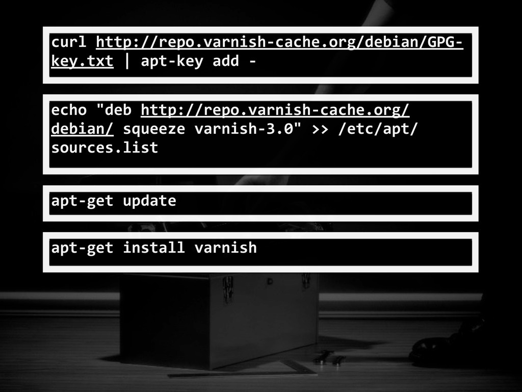 curl http://repo.varnish-‐cache.org/debian/...