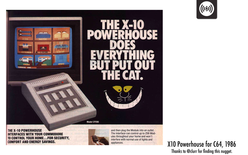 X10 Powerhouse for C64, 1986 Thanks to @clurr f...