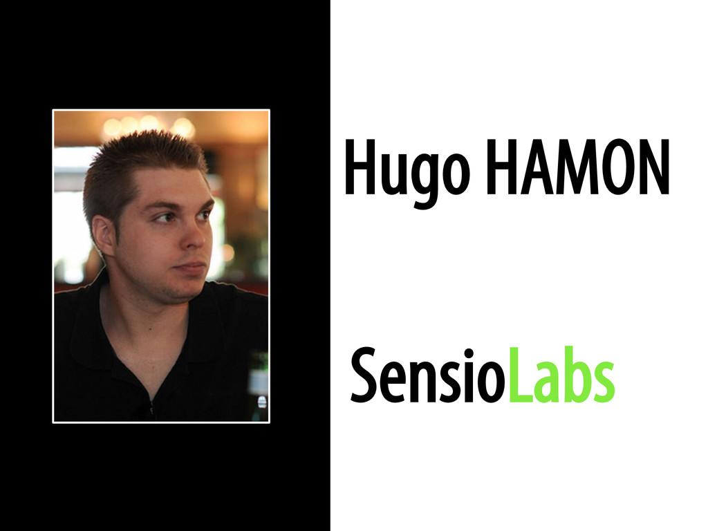 Hugo HAMON SensioLabs