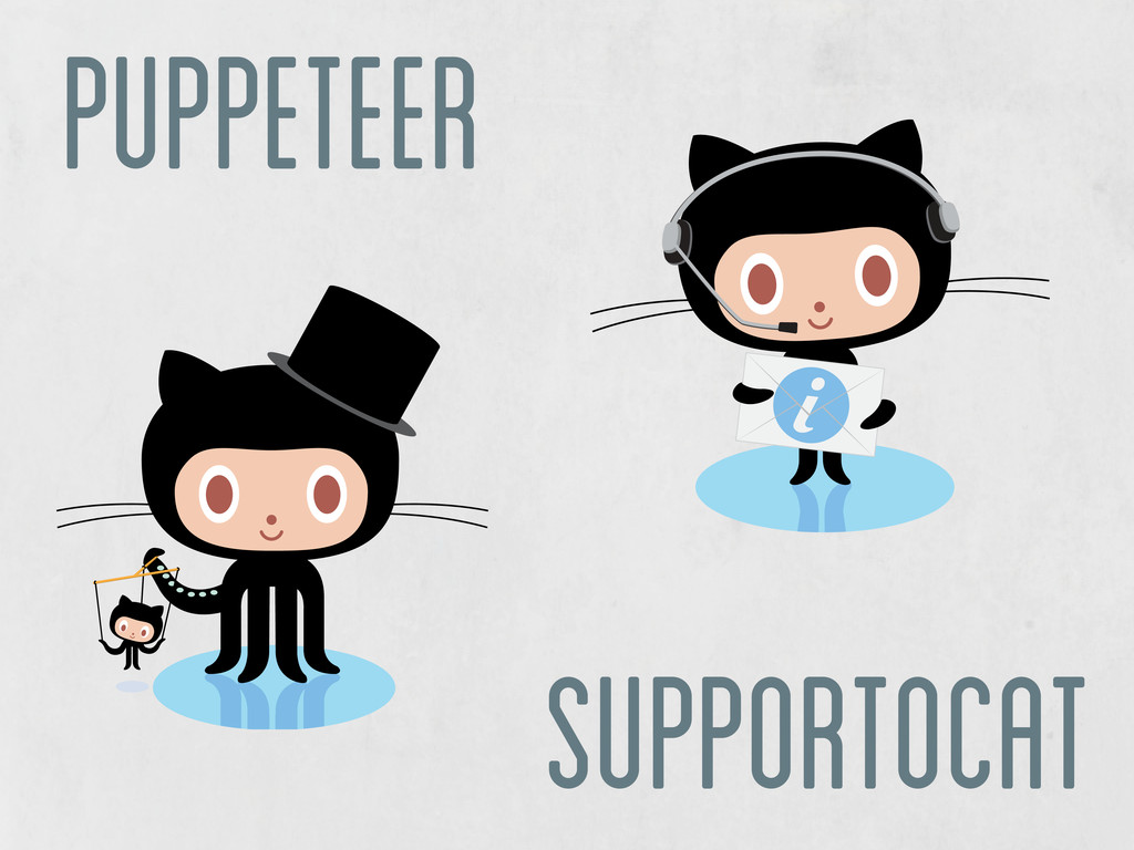 puppeteer supportocat