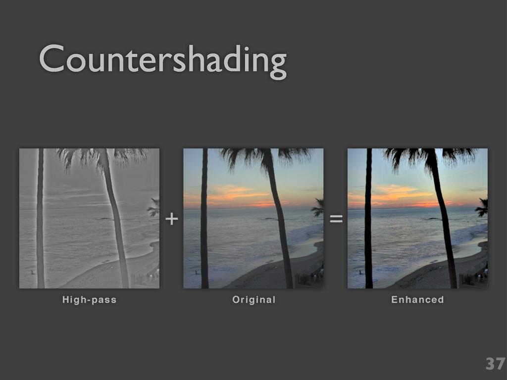 Countershading 37