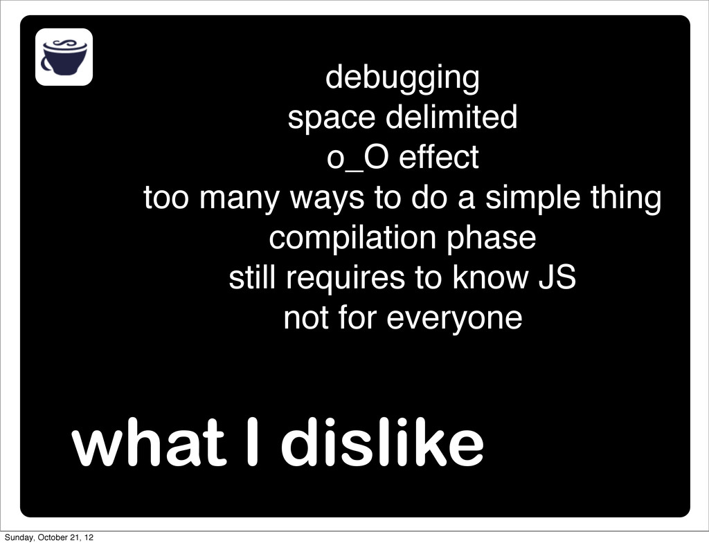 what I dislike debugging space delimited o_O ef...