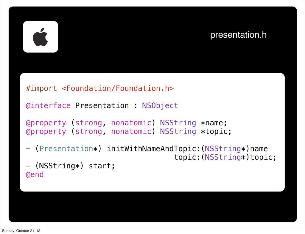 #import <Foundation/Foundation.h> @interface Pr...