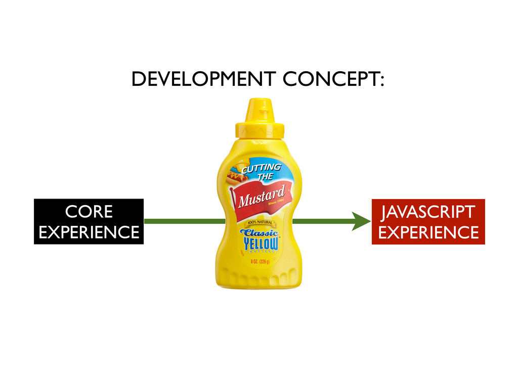 CORE EXPERIENCE JAVASCRIPT EXPERIENCE DEVELOPME...