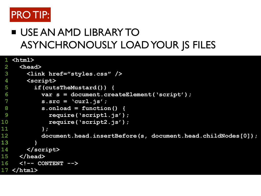 USE AN AMD LIBRARY TO ASYNCHRONOUSLY LOAD YOUR ...