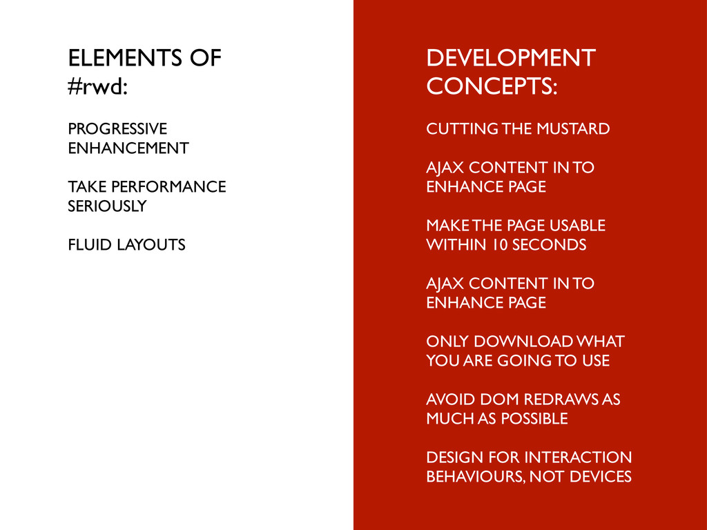 ELEMENTS OF #rwd: PROGRESSIVE ENHANCEMENT TAKE ...