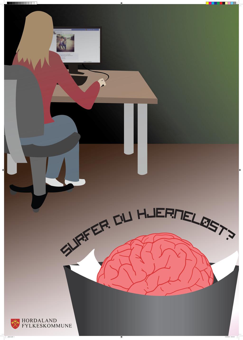 surfer du hjerneløst? plakat.indd 1 13.09.2012 ...