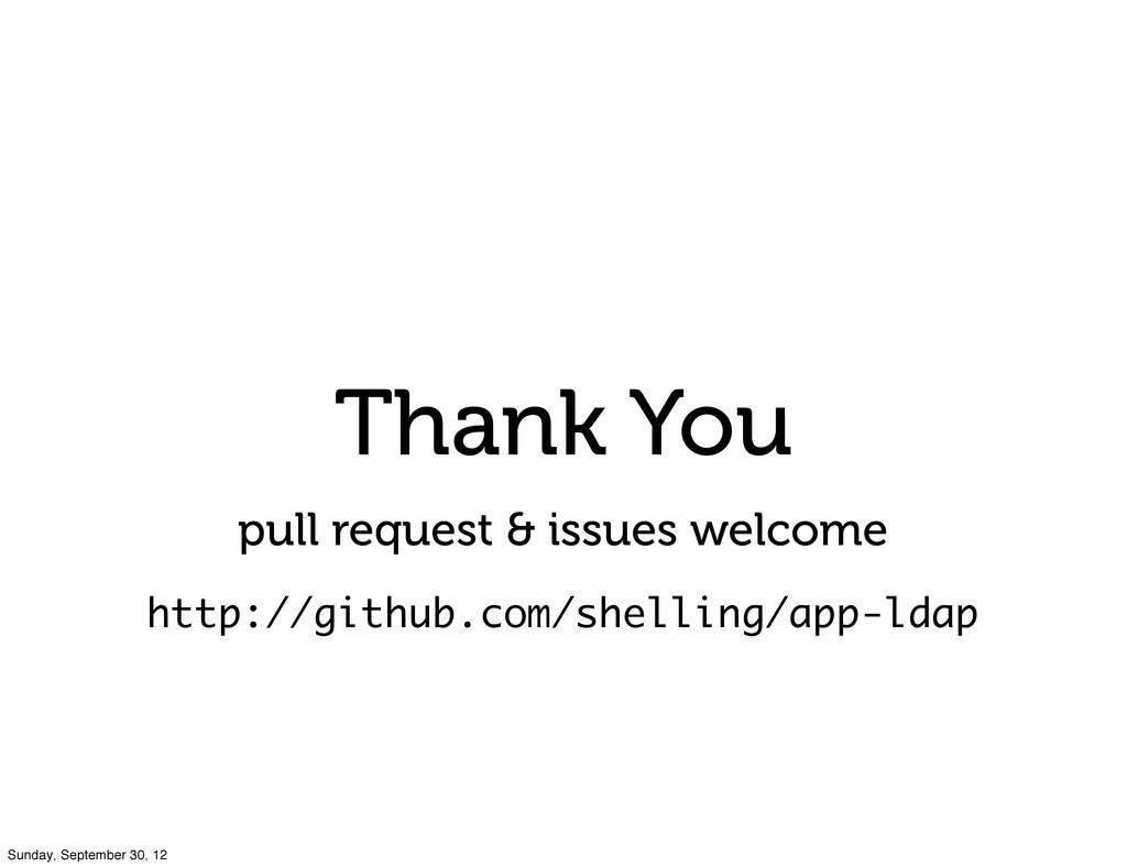 Thank You http://github.com/shelling/app-ldap p...