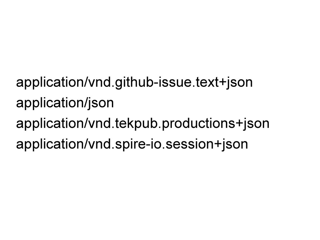 application/vnd.github-issue.text+json applicat...