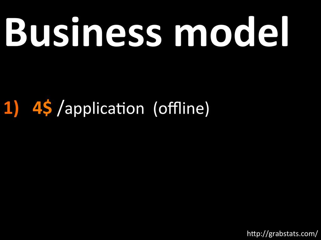 Business model        h?p://grab...