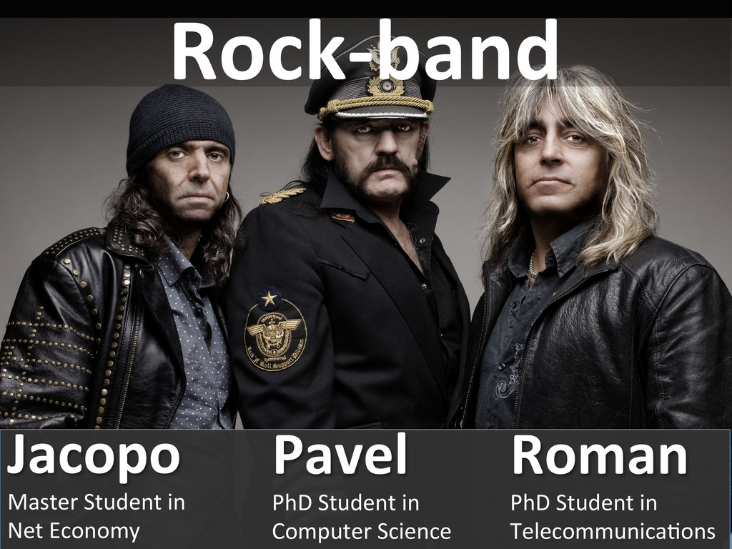 Rock-­‐band	