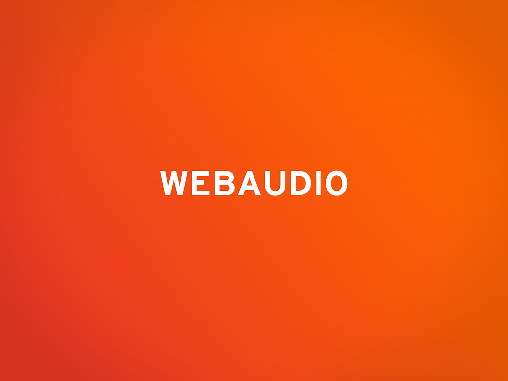 WEBAUDIO