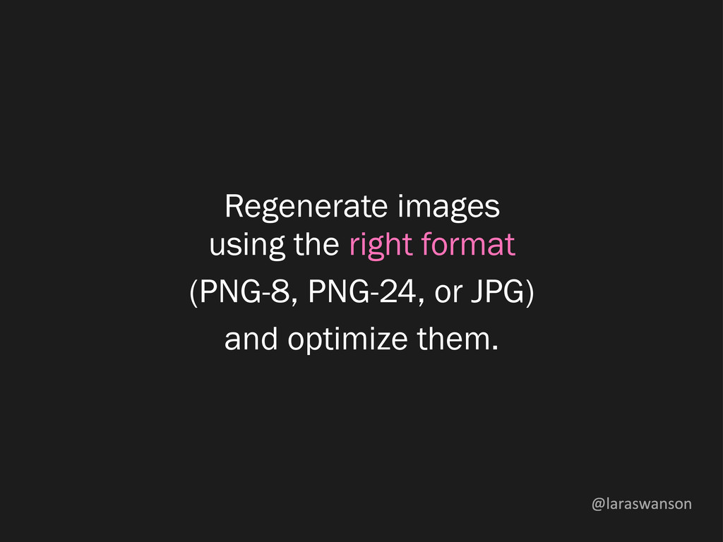 @laraswanson Regenerate images using the right ...