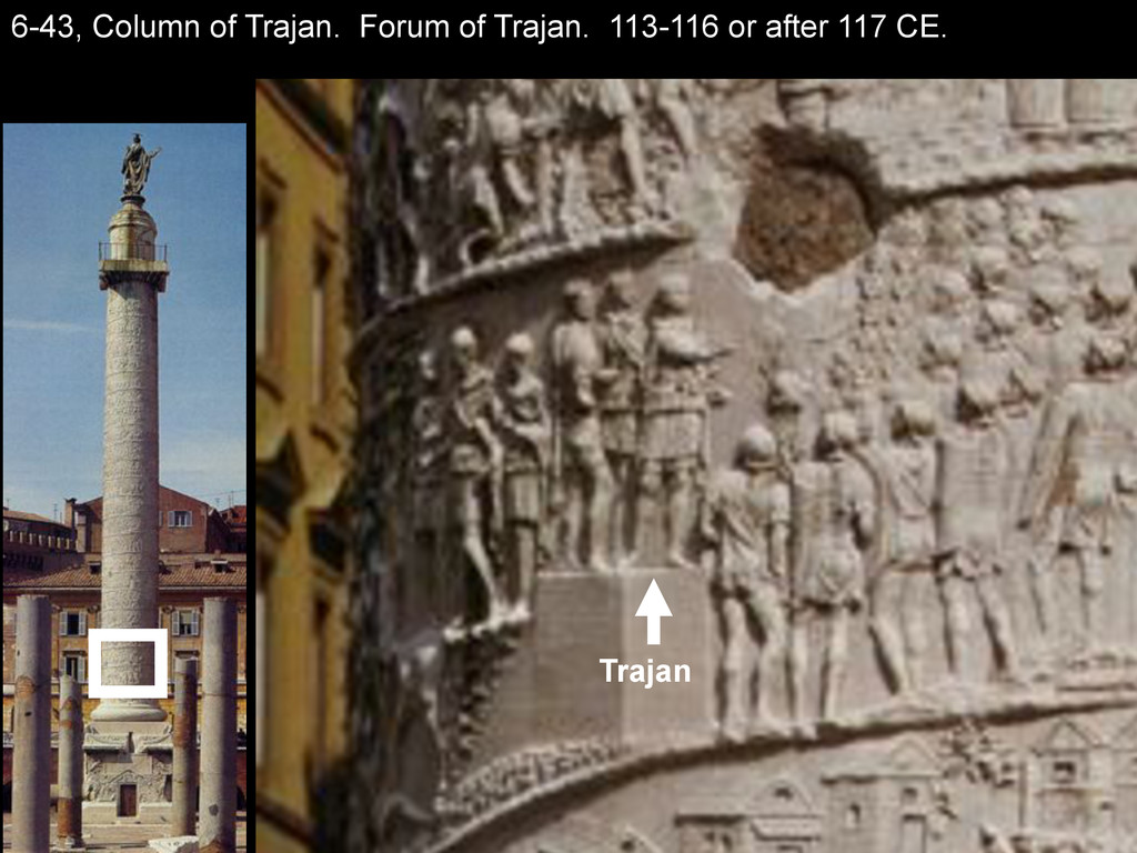 Trajan 6-43, Column of Trajan. Forum of Trajan....