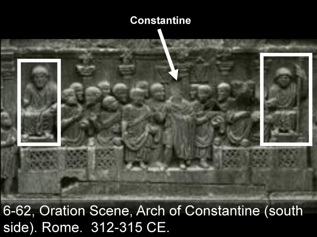 Constantine 6-62, Oration Scene, Arch of Consta...