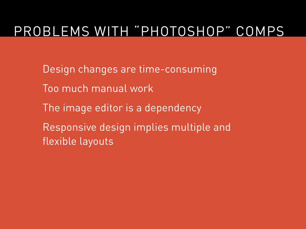"""PROBLEMS WITH """"PHOTOSHOP"""" COMPS Design changes ..."""