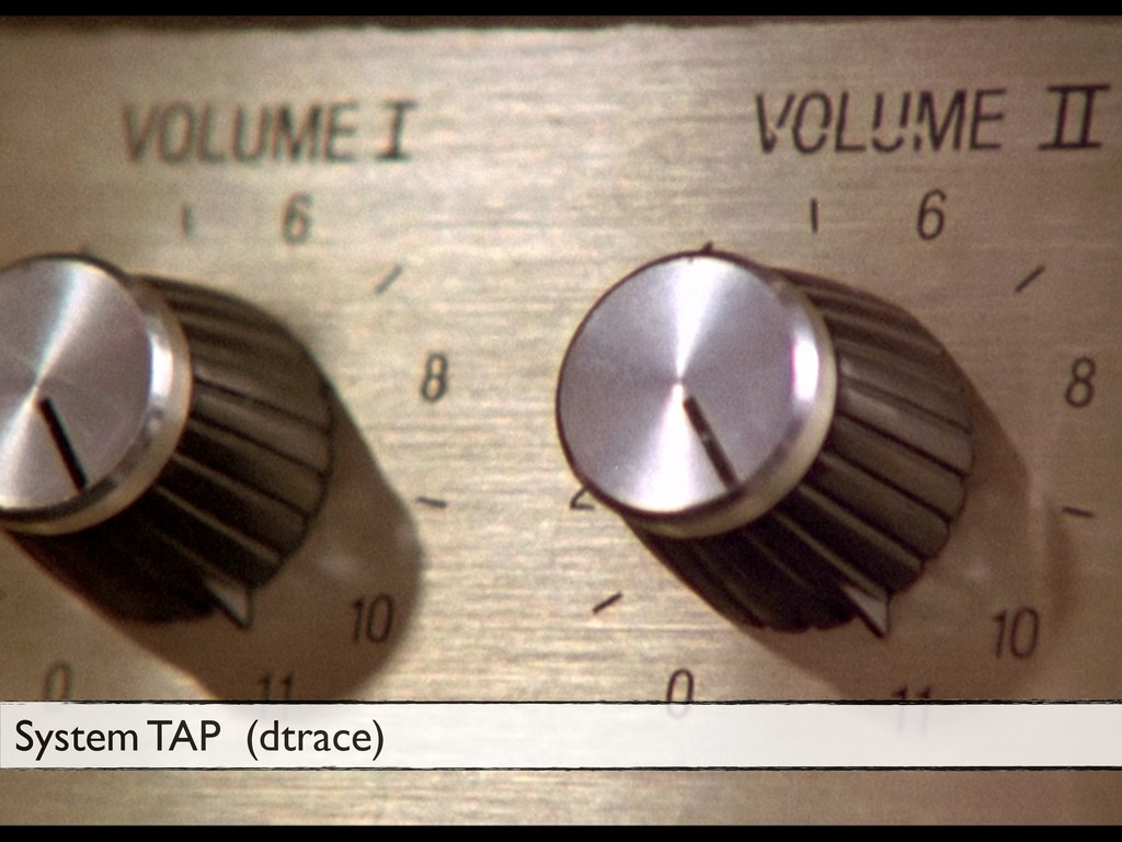 62 System tap / dtrace System TAP (dtrace)