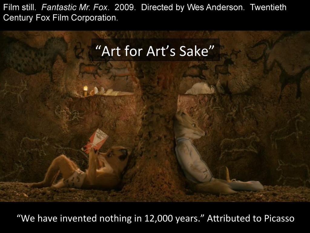 Film still. Fantastic Mr. Fox. 2009. Directed b...