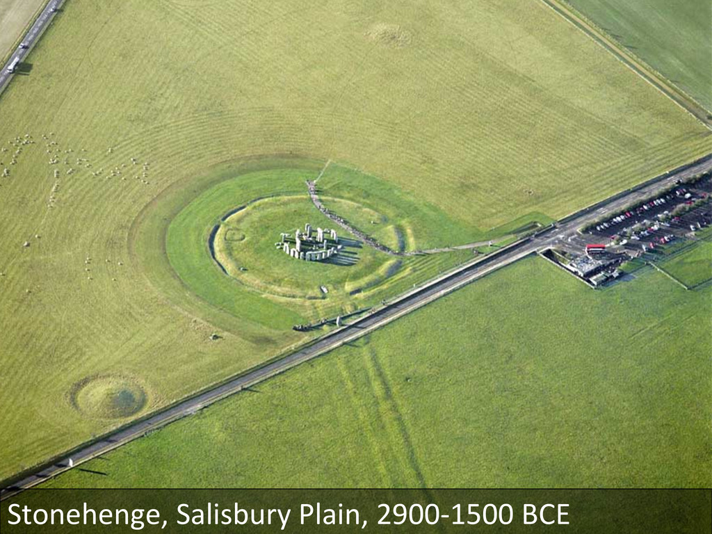 Stonehenge, Salisbury Plain, 2900-‐15...